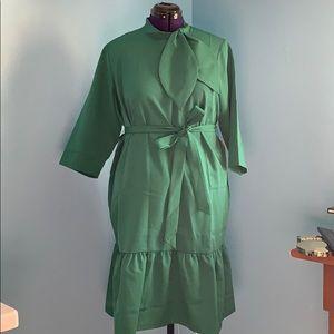 NWT Eloquii Emerald Green Size 18 dress